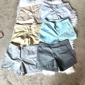 Bundle of 6 Pairs of Shorts Size 14
